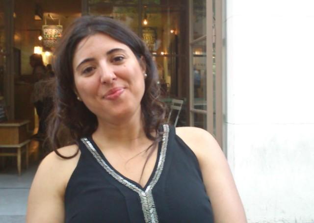 Carolina Rodríguez. Informática. Seis meses viviendo en Estados Unidos.