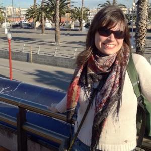 Marina Segovia. Licenciada en Ciencias Políticas. Un año y medio viviendo en Perú.