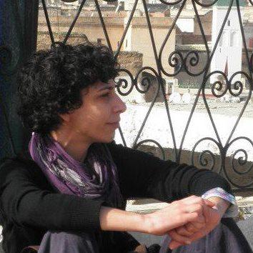 Paula Cid. Socióloga. Cuatro años viviendo en Argentina.