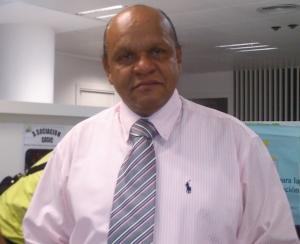 Ulpiano Rodríguez, Presidente de Asevicon